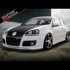 Volkswagen Golf MK5 GTI Spoiler Sottoparaurti Lama Anteriore LUCIDO/SATINAT/CARB