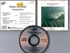 Robert Schröder CD FLOATING MUSIC - West Germany KLAUS SCHULZE Michael Weisser