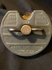 One Cent Advance Gumball Machine Coin Exceptor