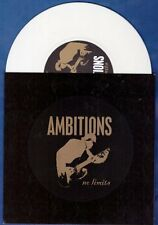 """Ambitions """"No Limit"""" 7"""" OOP With Honor Daytrader Make Do and Mend Quicksand"""