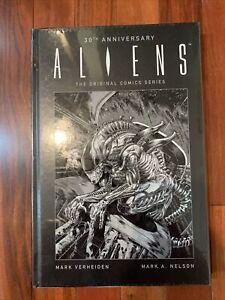 Aliens 30th Anniversary: The Original Comics Series VOL 1 *FACTORY SEALED* HC