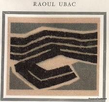 RAOUL UBAC Yt2075     FRANCE  FDC Enveloppe Lettre Premier jour