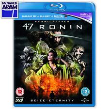 47 RONIN 3D + 2D (REGION FREE)