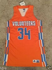 Tennessee Volunteers #34 Basketball vols russell athletic Jersey Womens M NEW