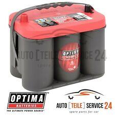 Optima RedTop AGM 50Ah 12V 815A Batterie Starterbatterie Akku für Fiat Jeep
