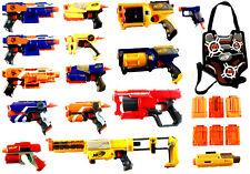Nerf N-Strike Elite Guns Lot of 24 Pieces Stryfe Switch Shot EX-3 Recon CS-6