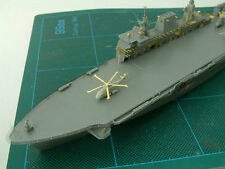 ORANGE HOBBY N07-030 1/700 HMS Ocean L12 Royal Navy Amphibious Assault Ship Resi
