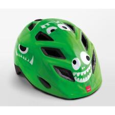 Childrens cycle helmet MET Elfo Green Monsters 46 - 53 cm