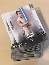 Topps UK Series 2, Star Wars Rise of Skywalker, Base Card, Choose from Selection