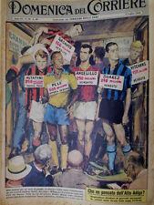 La Domenica del Corriere 28 1961 Offerte italiane per Pelé del Santos. [C56]