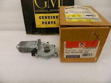 NOS GM Delco Windshield Lift Motor 1990-2005 Buick GMC Chevrolet 22154978