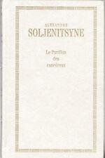 A. Soljenitsyne - LE PAVILLON DES CANCEREUX - Le Club - 1998