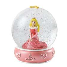 Disney Enchanting Collection Gentle and Gracious Aurora Waterball New A26970