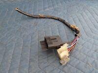 Anti Lock Brake ABS ASR Pump Wiring Connectors 1989 C4 Corvette