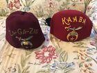 Fez! 2 Masonic Shriners Fez - Hat with Tassel Iowa for sale