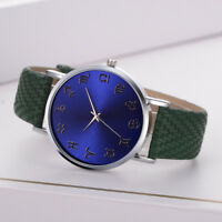 Women Ladies Fashion Casual Quartz Leather Band Watch Analog Daily Wrist Watch
