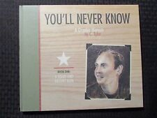 2003 YOU'LL NEVER KNOW A Graphic Memoir by C Tyler HC NM 9.4 1st Fantagraphics