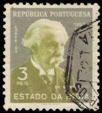 "PORTUGUESE INDIA 528 (Mi493) - C.A. da Gama Pinto ""Ophthalmologist"" (pa63624)"