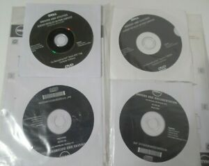 4 Dell Drivers and Documentation and Utilities for Reinstalling Dell 2010 2012