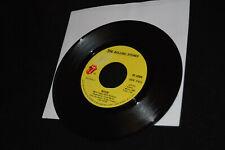 The Rolling Stones-  Bitch/Brown Sugar 45rpm Vinyl Atco-Atlantic R ecords 45 RPM
