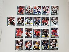 2017-18 Upper Deck Series 2 YOUNG GUNS Lot of 21 cards