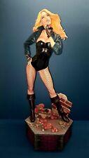 Black Canary Sideshow Premium Format Statue 814/1000