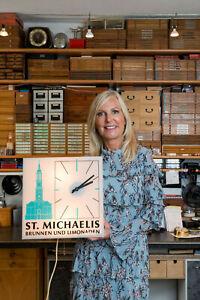 Michel-Küchenuhr von Jan Fedder