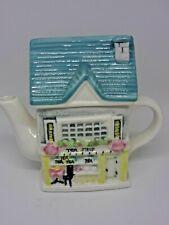 Tea Shop House Teapot gift