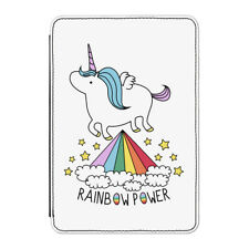 "unicornio RAINBOW POWER Funda para Kindle 6"" E-Reader - Divertido"
