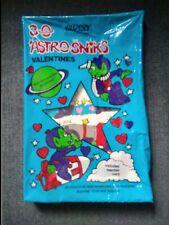Vintage 30 Astrosniks Valentines MIB sealed Cleo