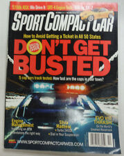 Sport Compact Car Magazine Engine Management Silvia Madness October 2003 052615R