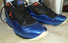 Nike Air Jordan 469786-006 Blue Size 9.5 M Basketball Shoes 2011