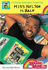 Reading Rainbow: Miss Nelson Is Back (DVD, 2016)