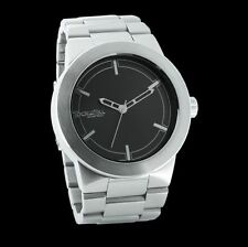 NEW ROCKWELL MAVERICK Men's Large WATCH | MV102 | SILVER / BLACK