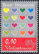 Bosnia 2004 St Valentine Day/HEARTS/LOVE/design/animation 1 V (n44356)