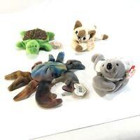 TY Beanie Babies Lot PVC Pellets - 90s Bundle Collection