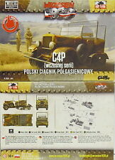 Artillerietraktor C4P offen, 1/72, First to Fight, Plastik, NEUHEIT,