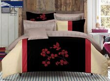 M278 King Size Bed Duvet/Doona/Quilt Cover Set New