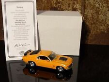 Matchbox 1970 Ford Mustang Boss 429 1:43 Diecast Models of Yesteryear Muscle Car