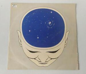 "BLUE VINYL 12"" LP Mankind Dr Doctor Who Ron Grainer Pinnacle 1978 PIN 71 VG+/EX"