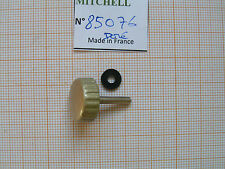 BOUTON MANIVELLE DORE MITCHELL FULL CONTROL & autres MOULINETS KNOB PART 85076