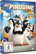 Die Pinguine aus Madagascar (2015) - Dvd - Neu/Ovp