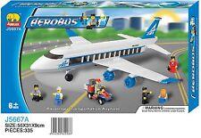 Woma Flugzeug Bausteine Set Bausteine Set J5667A
