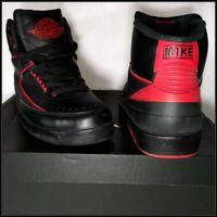 Nike Air Jordan 2 Retro Alternate 87   UK12/US13   Bred   Rare