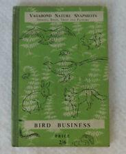 Vagabond Nature Snapshots Vol 2: Bird Business (1950)