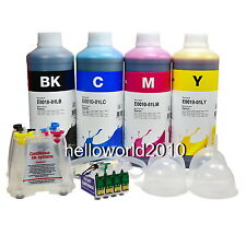 CISS SYSTEM 18 / 18XL FOR EXPRESSION HOME  XP-30 + 4 LITER OF INK