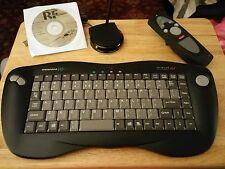 VersaPoint RF Interlink VP6210 Wireless Presentation Keyboard Remote Point Set