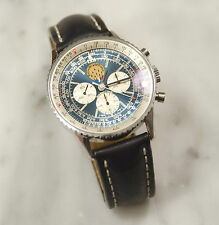 Breitling Navitimer Patrouille De France Limited Edition 1994 Mint! Display Back