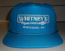 VintageTrucker Hat/Baseball Cap/Surfer/Skater Snapback/Strapback Hat used Rare