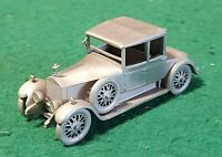 Danbury Mint Pewter Rolls Royce1:43 scale model - 1928 Doctor's Coupe